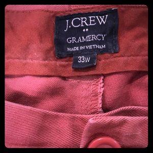 33 Inch Jcrew Shorts.